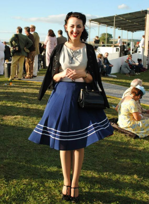 Me at Goodwood Revival