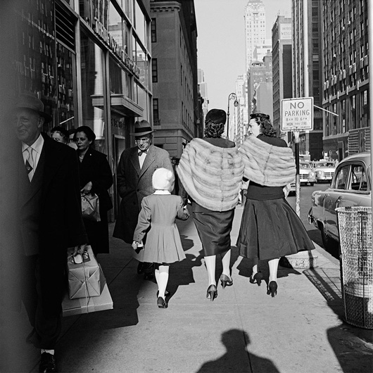 New York, NY. 1954
