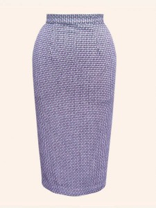 Candy checked pencil skirt - Vivien of Holloway - £45