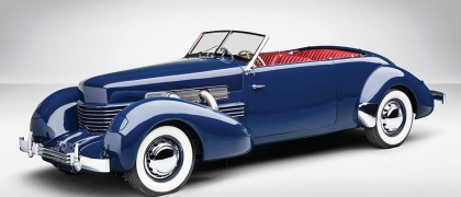 1937 Cord 816