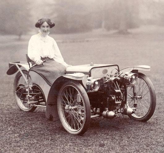 1910 Morgan Runabout