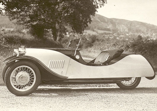 1933 Morgan F-Type