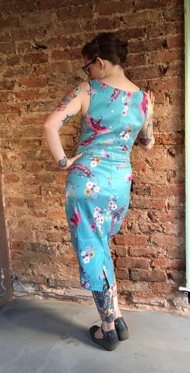 Review lindy bop alana wiggle dress in retrospect magazine for Lindy bop wedding dress