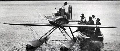 Supermarine S5-219 - 1927