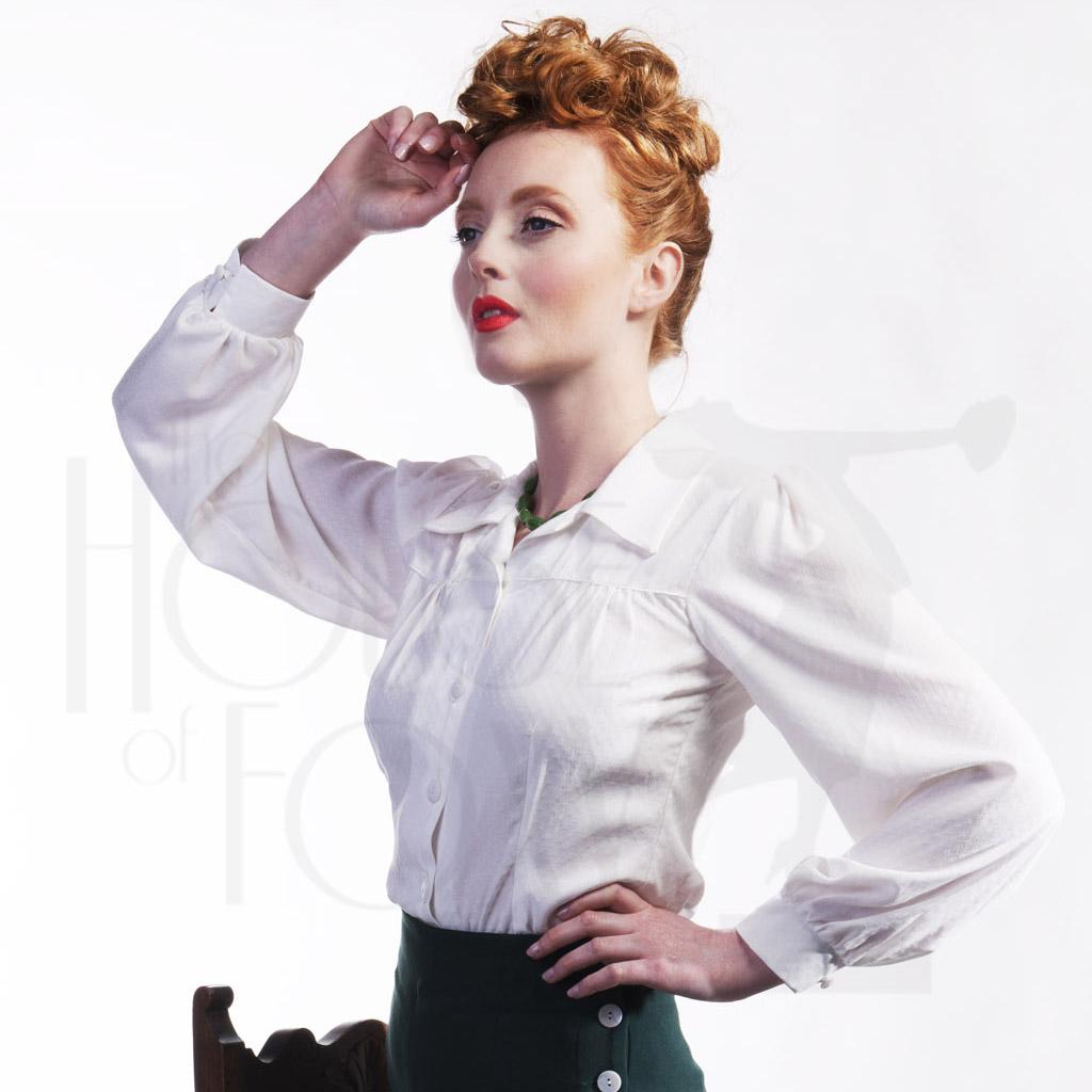 1940sblouse