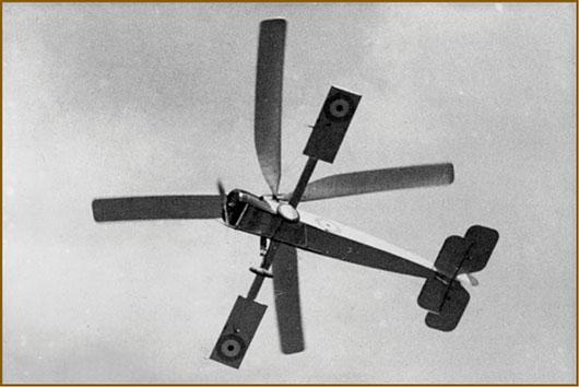 Cierva C.6 - 1925